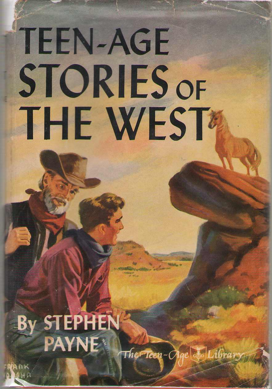 Image for Teen-age Stories Of The West