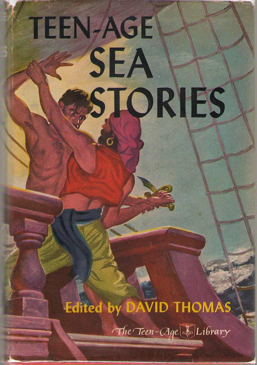 Image for Teen-age Sea Stories