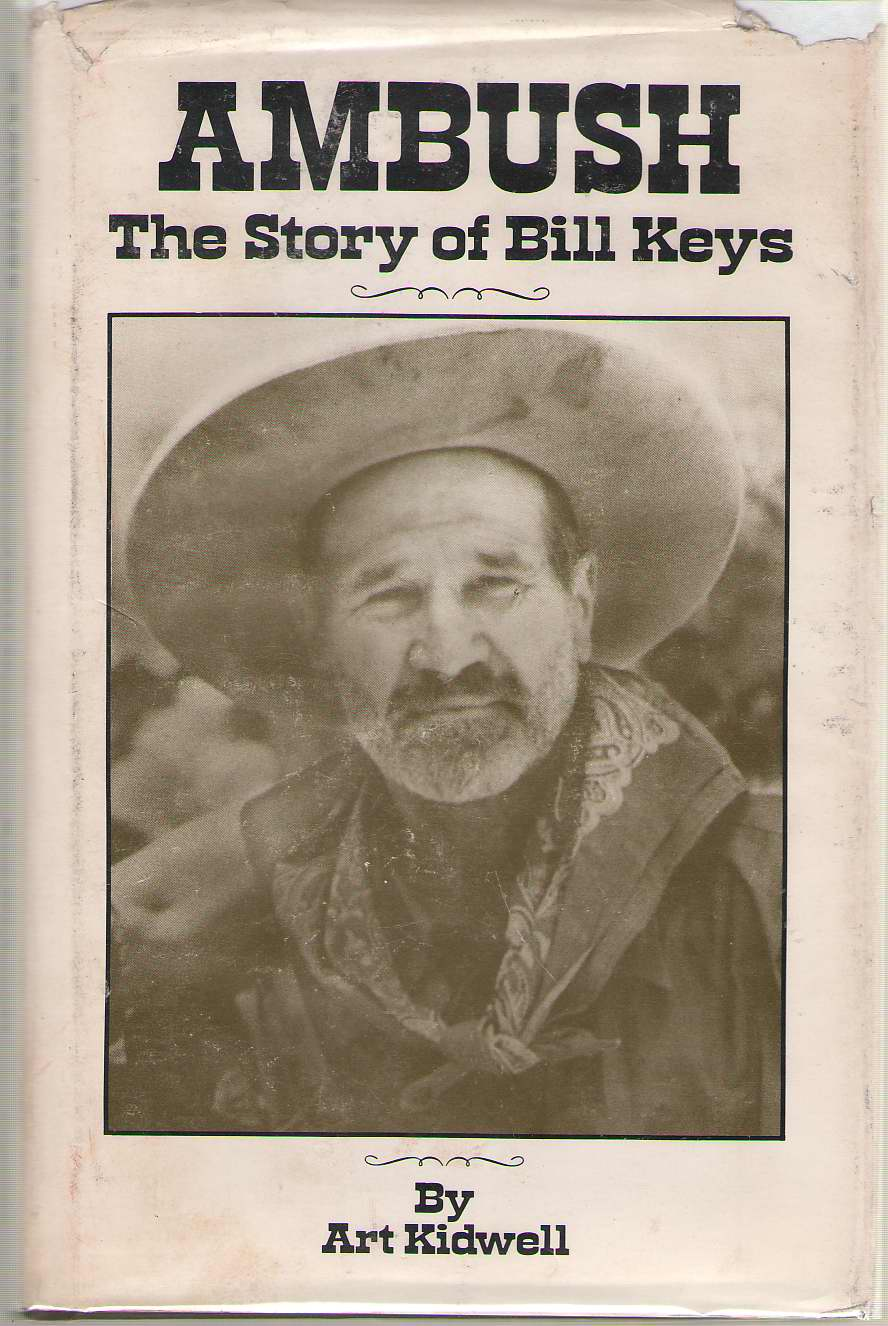 Image for Ambush  The Story of Bill Keys
