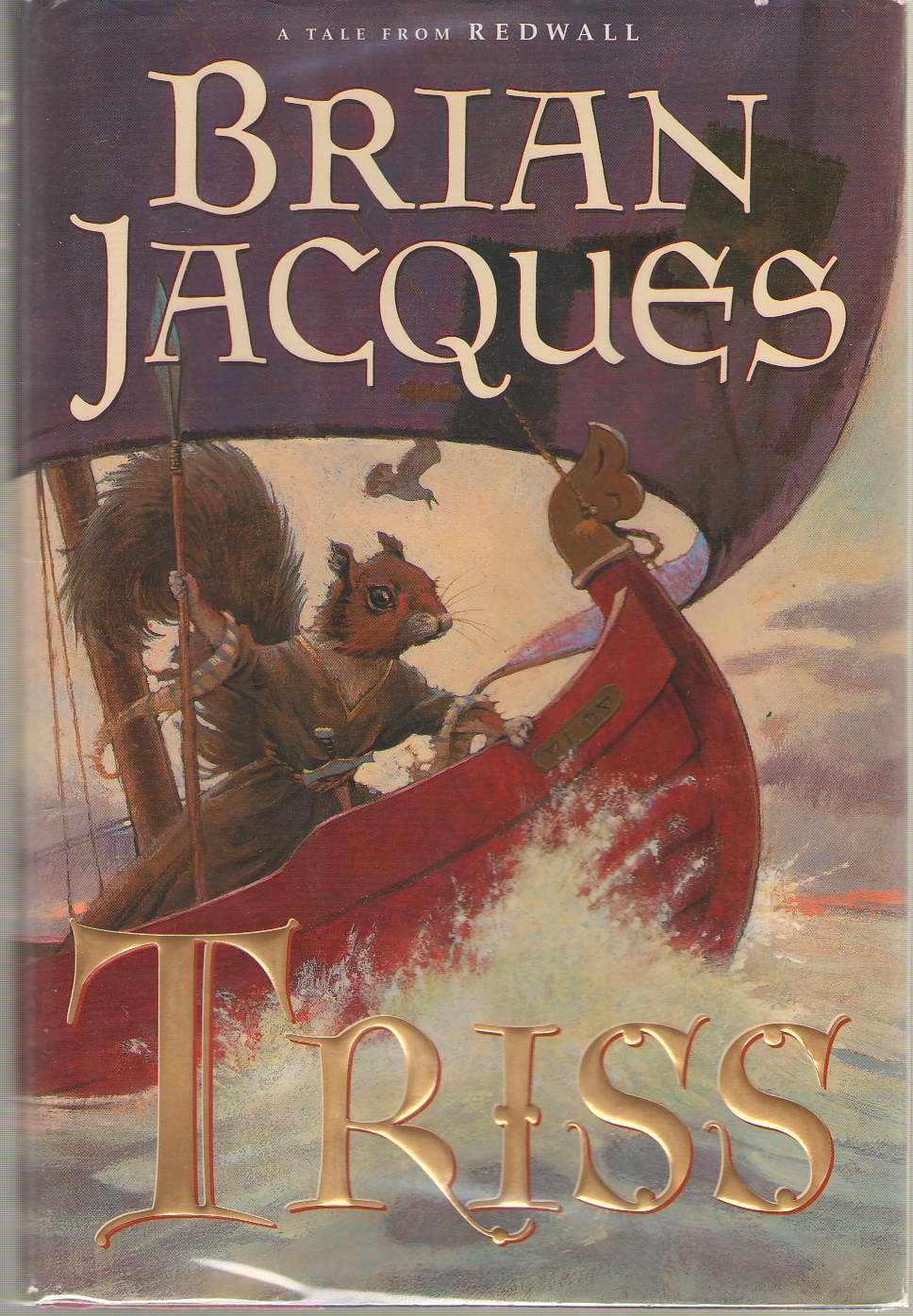 Image for Triss  A Tale From Redwall