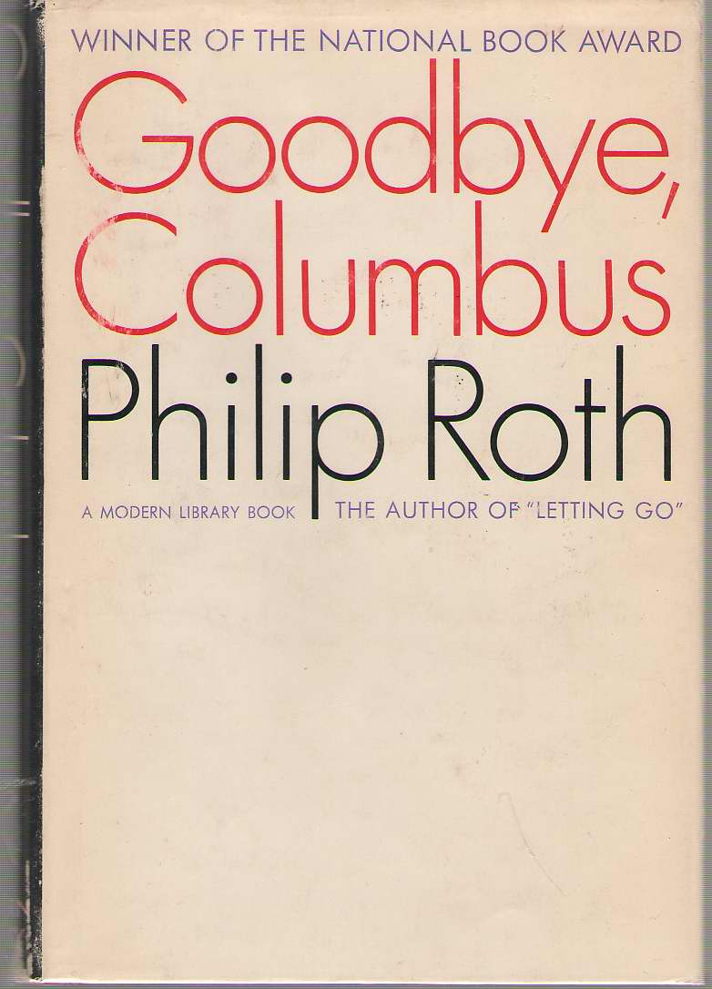 Image for Goodbye, Columbus and Five Short Stories