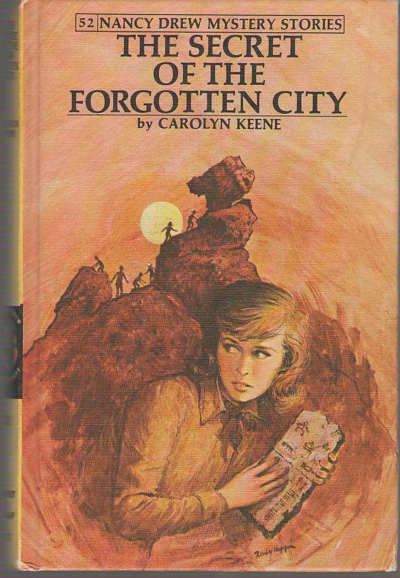 Image for The Secret Of The Forgotten City