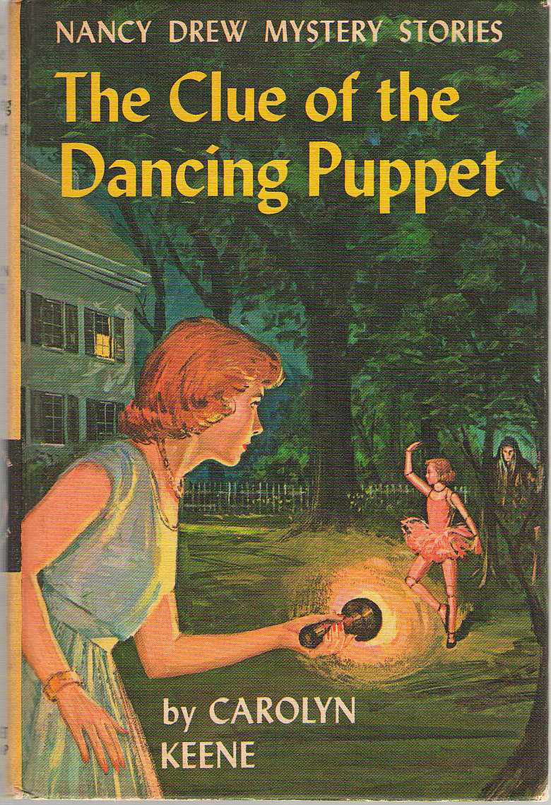 Image for The Clue Of The Dancing Puppet