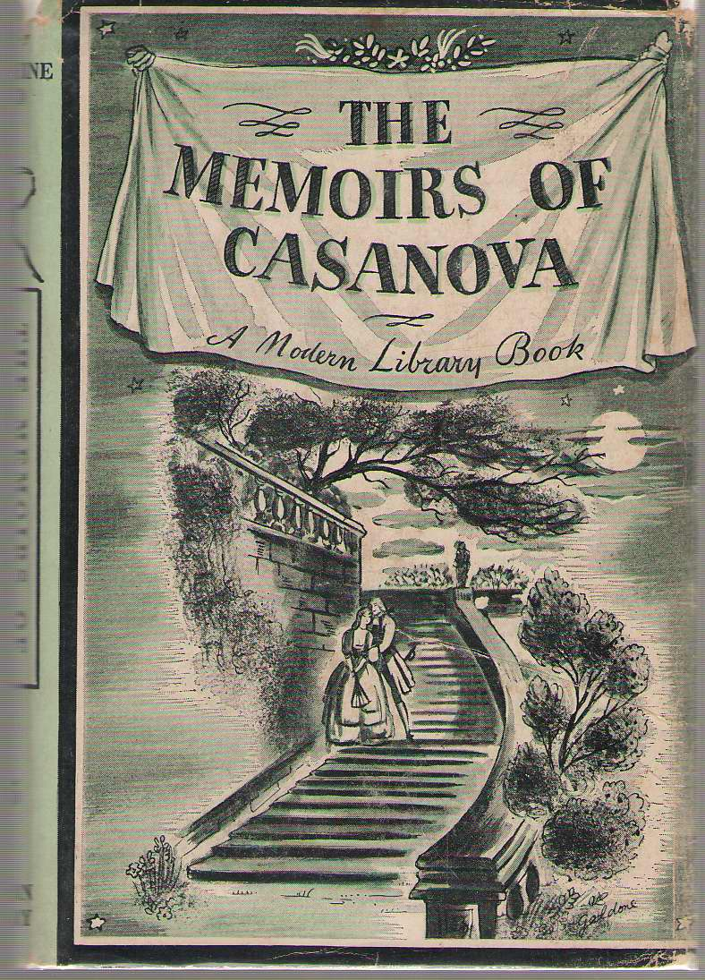 Image for The Memoirs Of Jacques Casanova