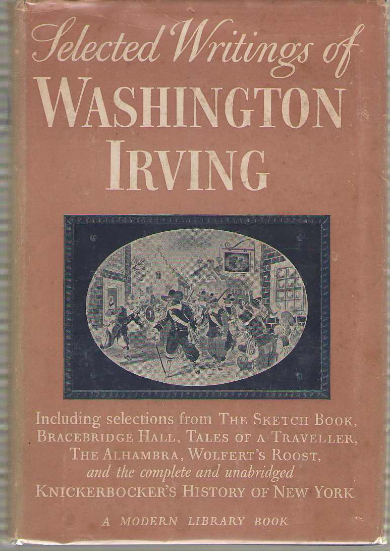 Image for Selected Writings of Washington Irving
