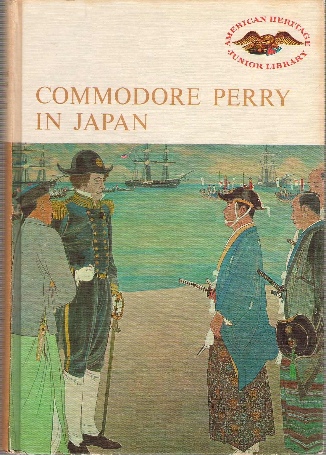 Image for Commodore Perry in Japan