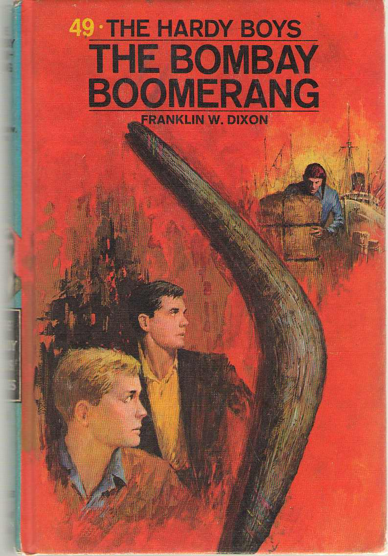 Image for The Bombay Boomerang