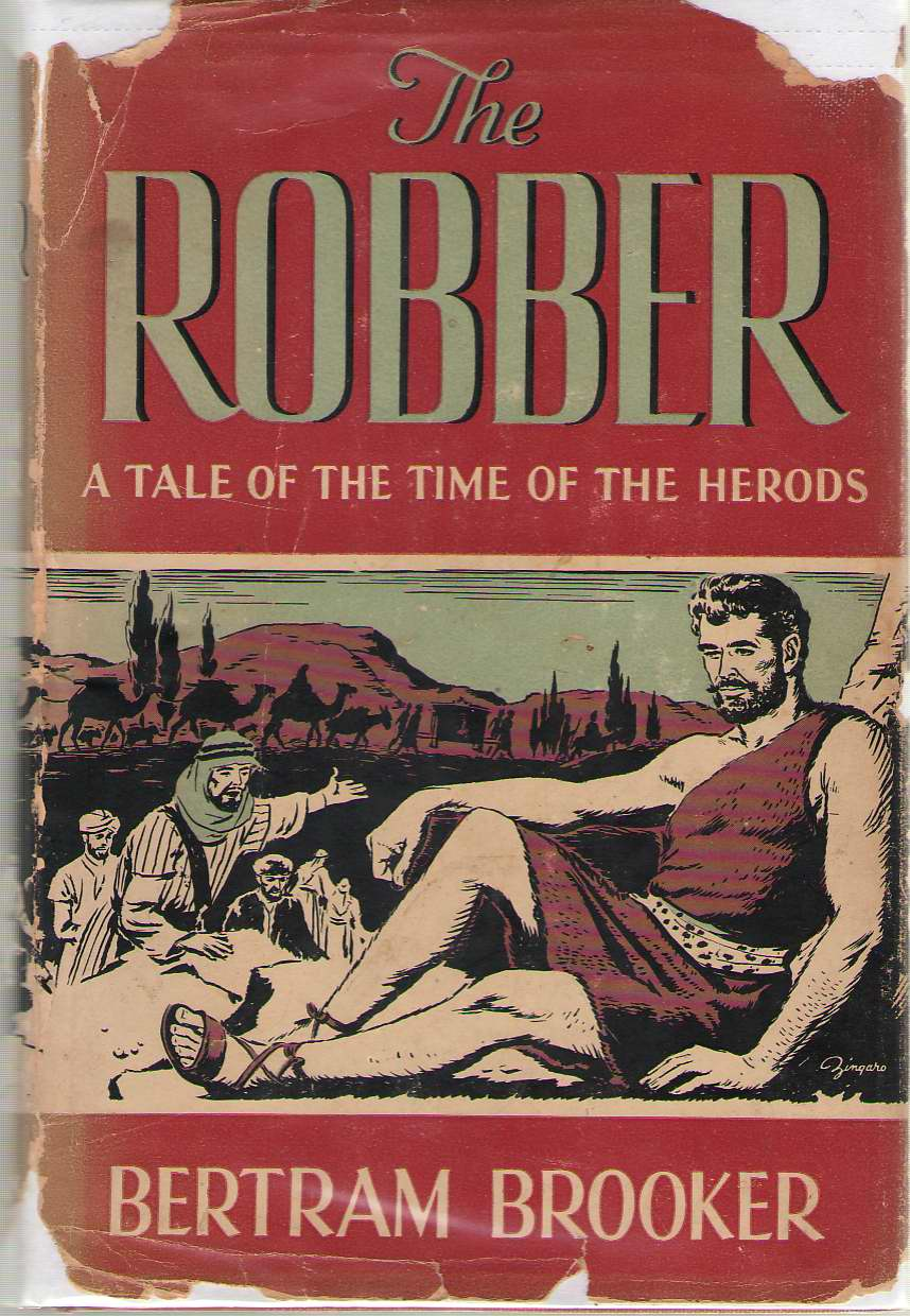 Image for The Robber A Tale of the Time of the Herods