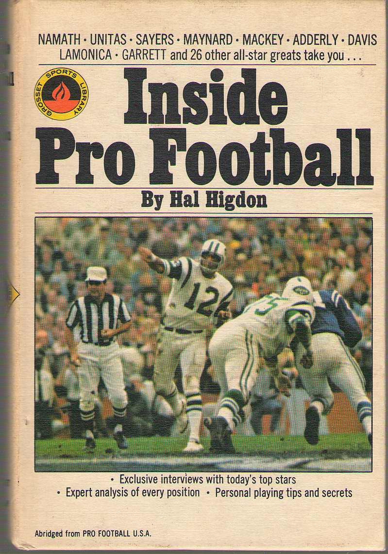 Image for Inside Pro Football