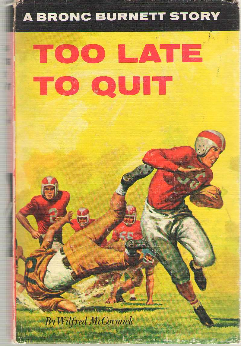 Image for Too Late To Quit