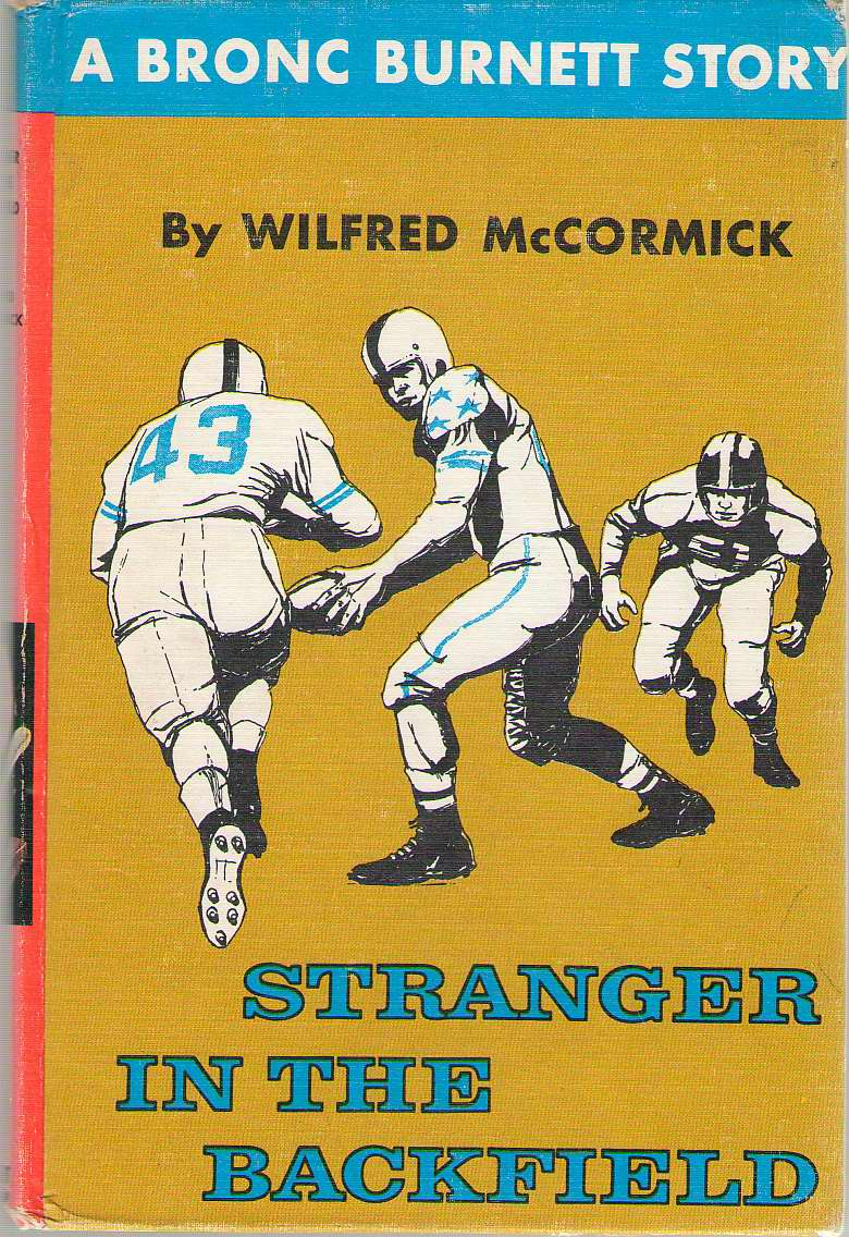 Image for Stranger In The Backfield