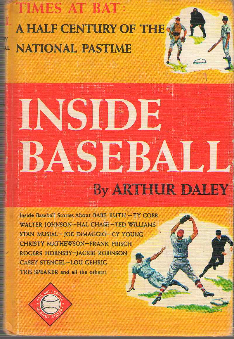 Image for Inside Baseball A Half Century of the National Pastime