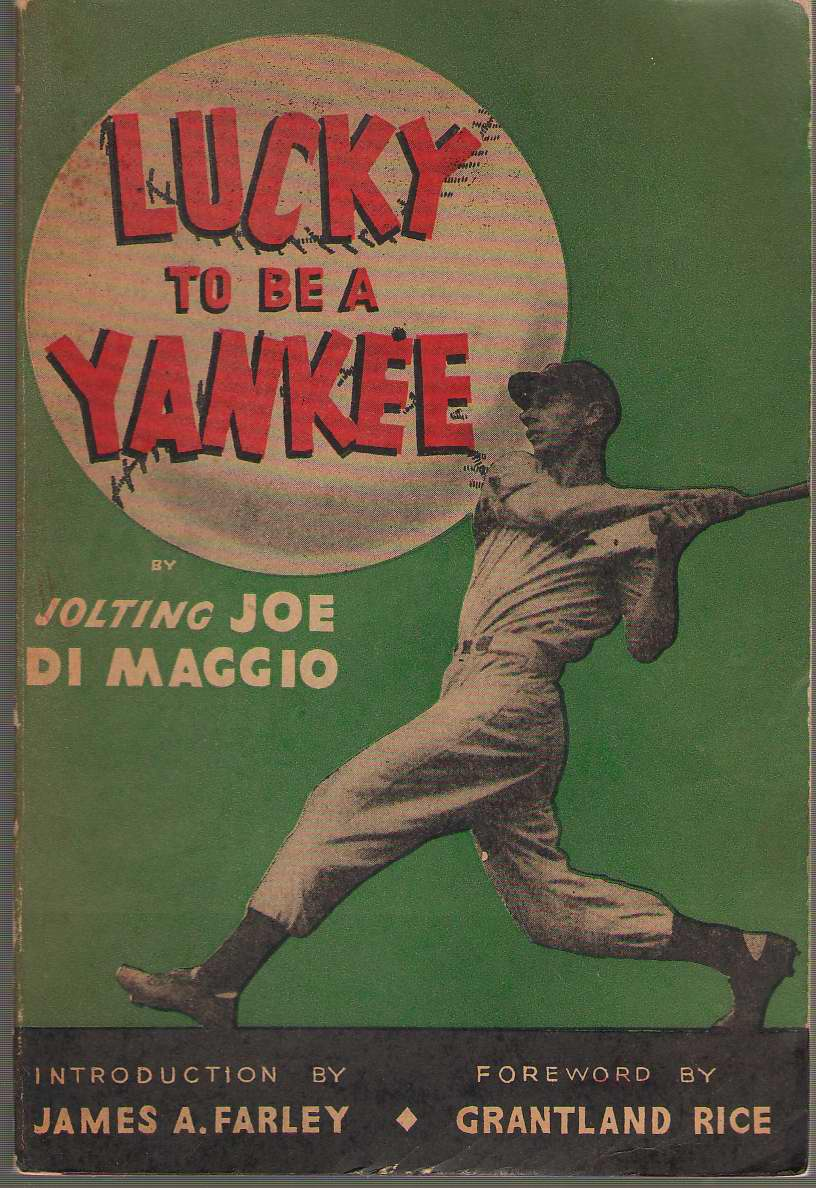 Image for Lucky To Be A Yankee