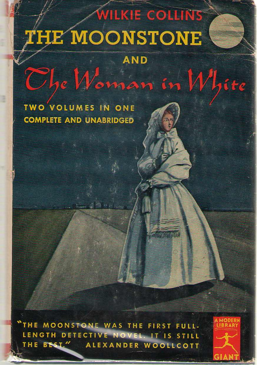 Image for The Moonstone And The Woman In White