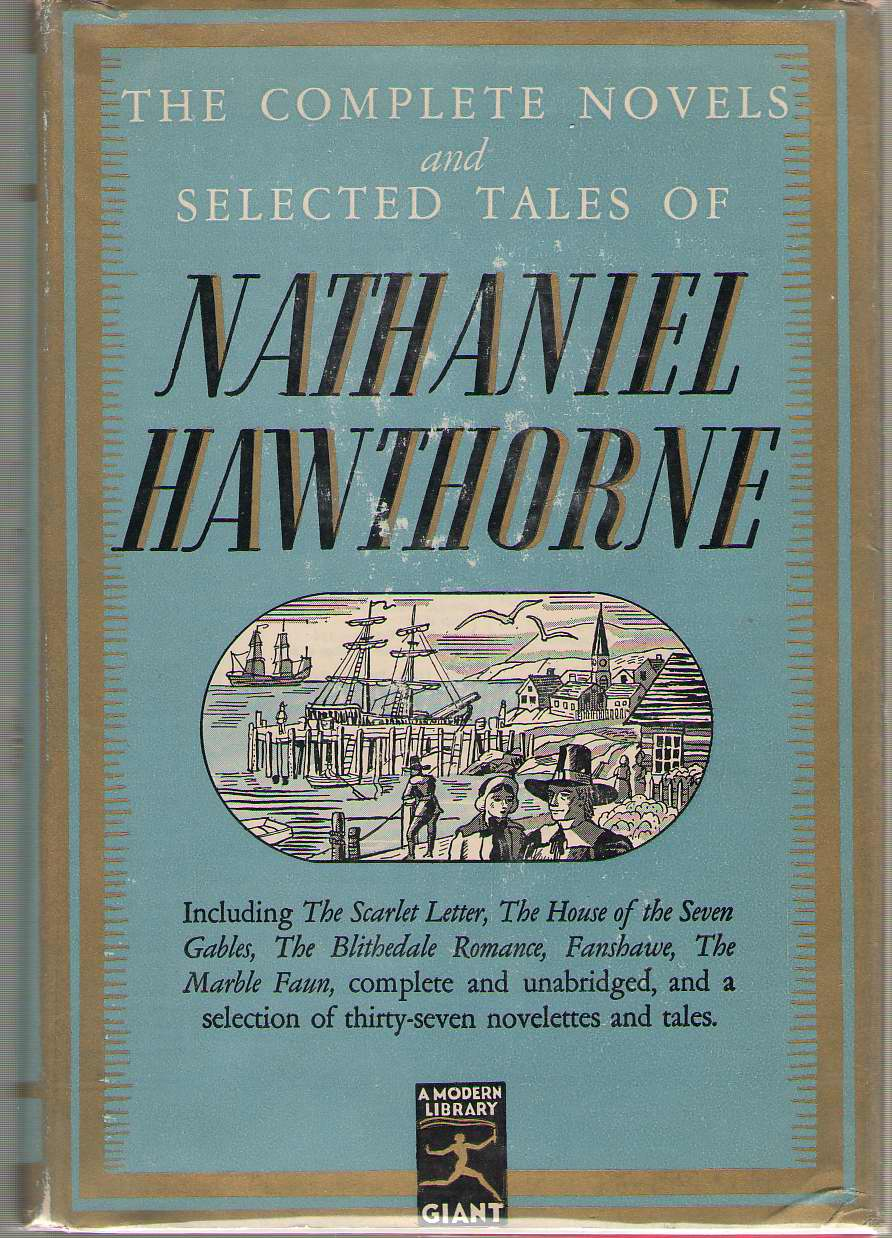 Image for The Complete Novels And Selected Tales Of Nathaniel Hawthorne