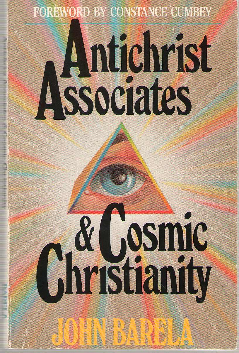 Image for Antichrist Associates And Cosmic Christianity