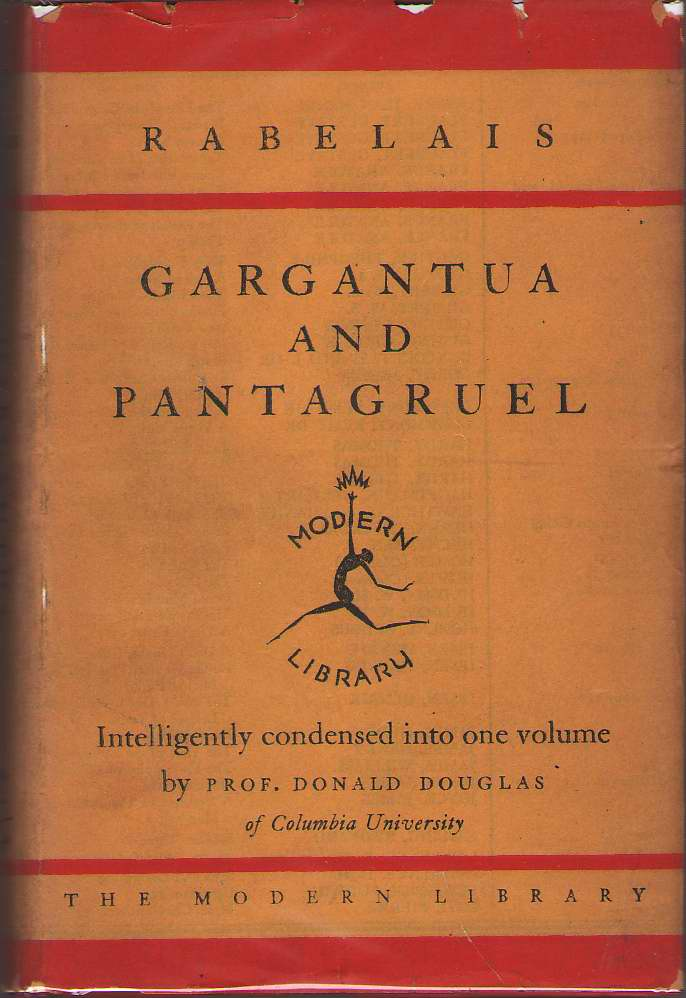 Image for Gargantua And Pantagruel