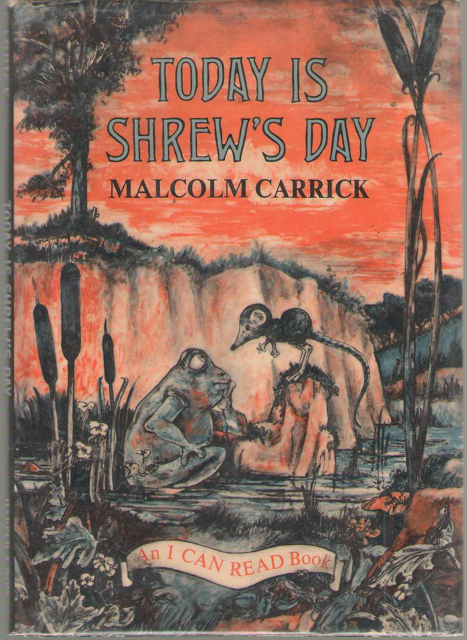 Image for Today Is Shrew's Day