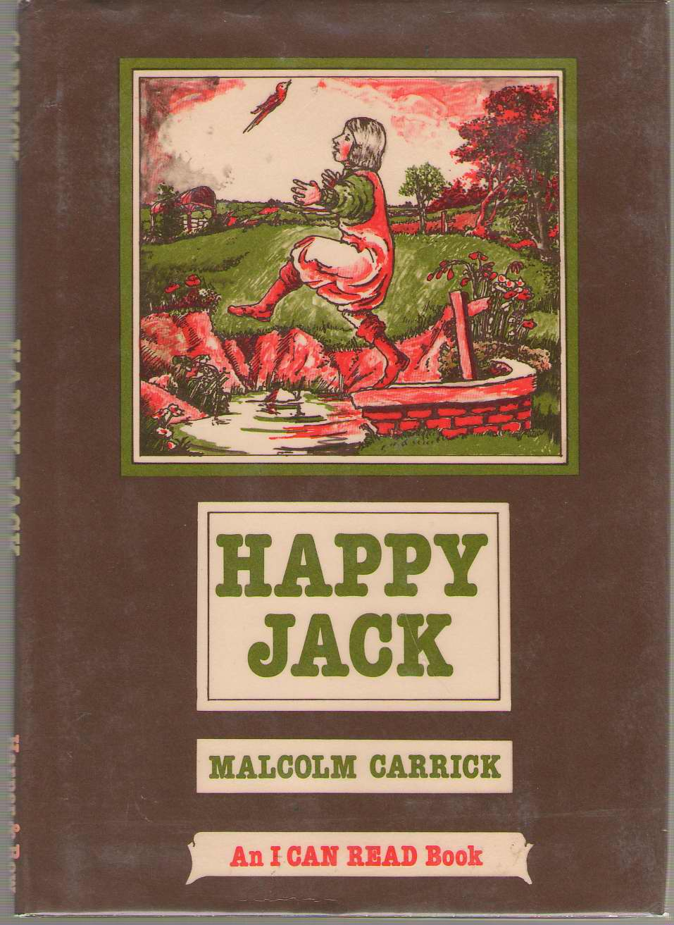 Image for Happy Jack  A Folktale