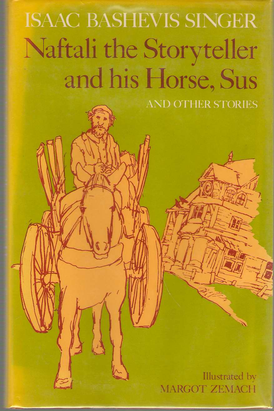 Image for Naftali the Storyteller and His Horse, Sus, and Other Stories