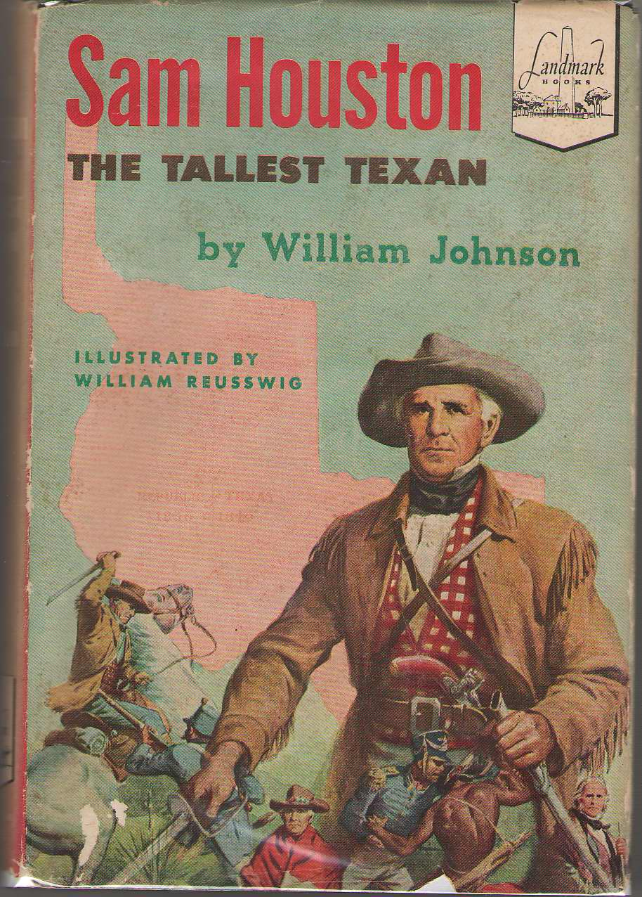 Image for Sam Houston The Tallest Texan