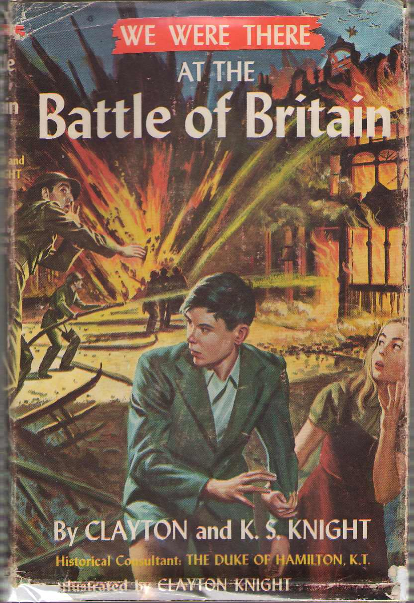 Image for We Were There At The Battle Of Britain