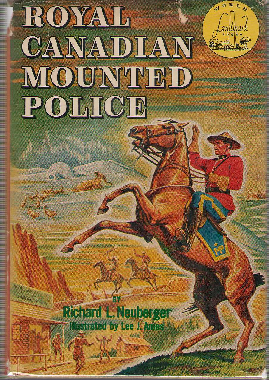 Image for Royal Canadian Mounted Police