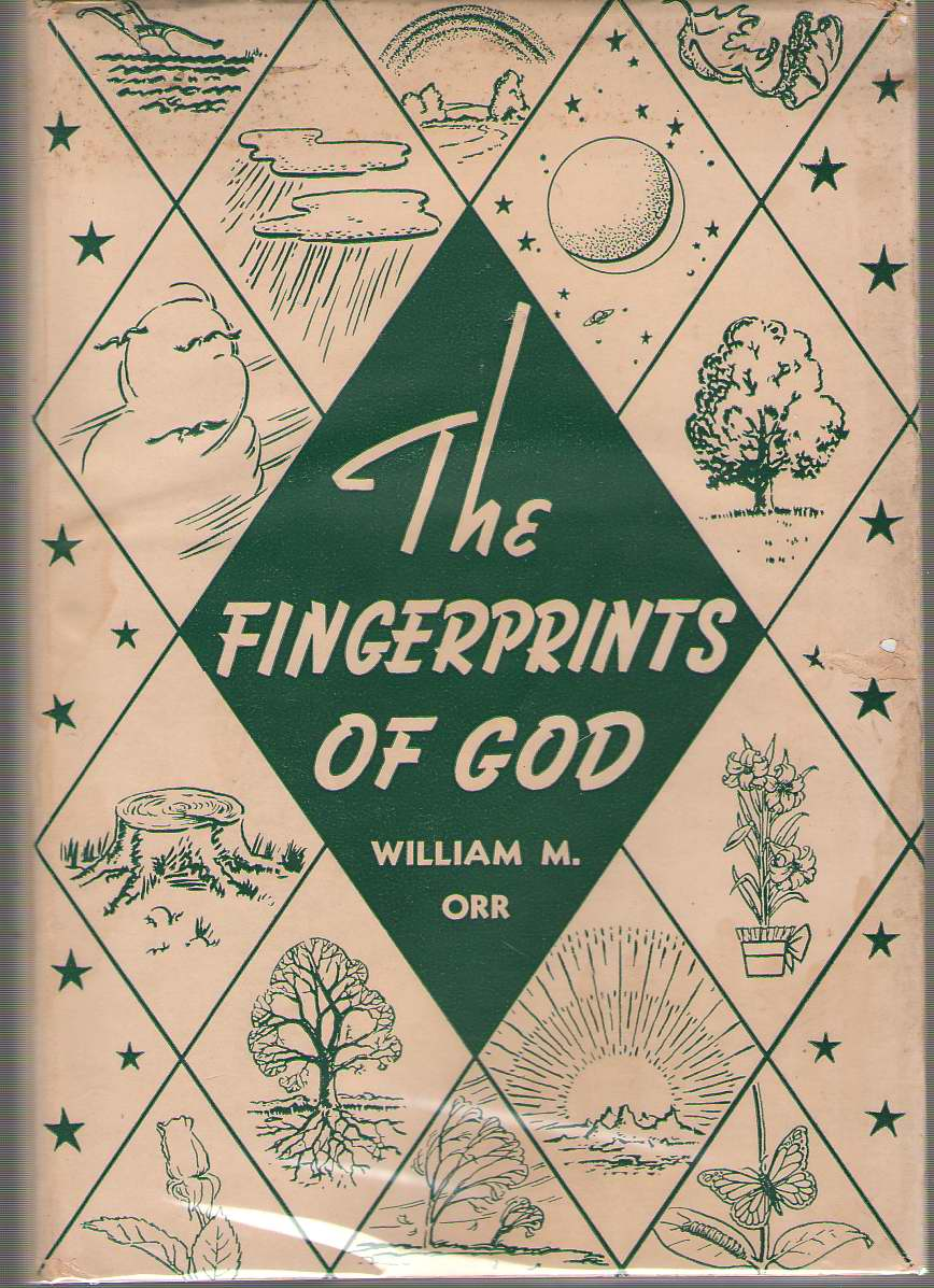 Image for The Fingerprints Of God