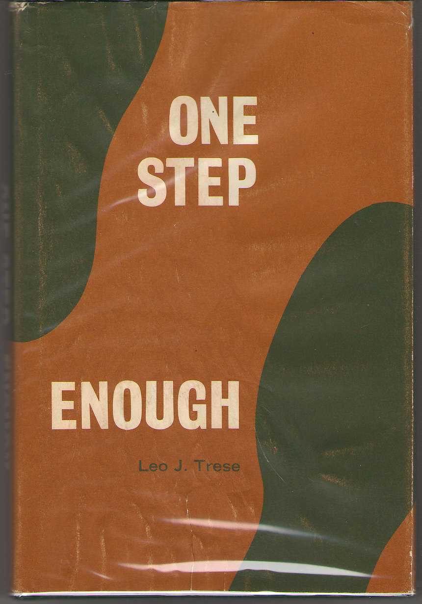 Image for One Step Enough