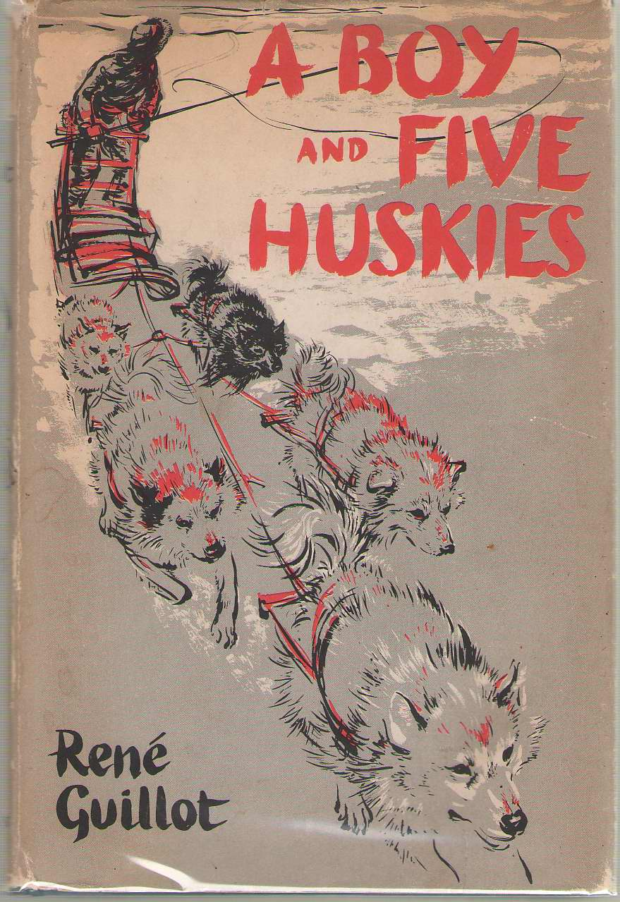 Image for A Boy and Five Huskies