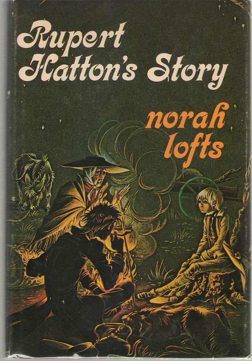 Image for Rupert Hatton's Story