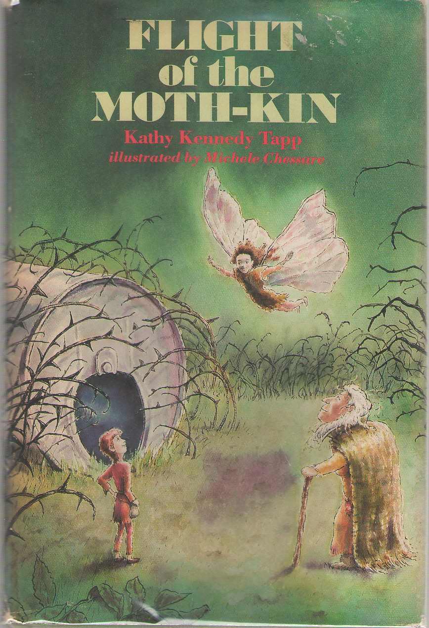 Image for Flight of the Moth-Kin