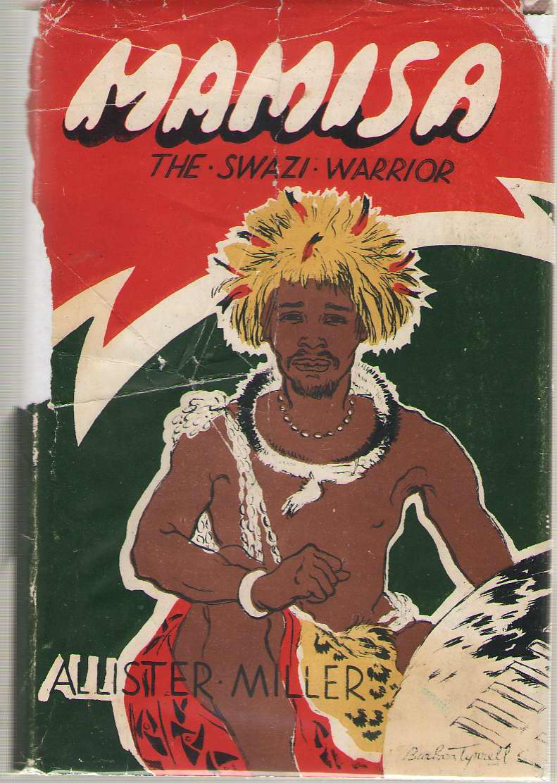 Image for Mamisa, The Swazi Warrior