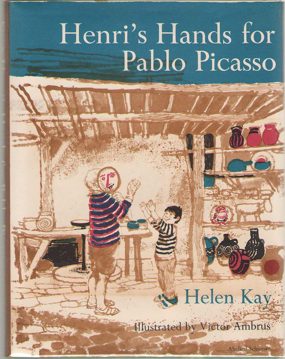 Image for Henri's Hands For Pablo Picasso