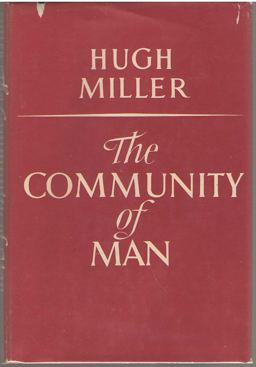 Image for The Community Of Man