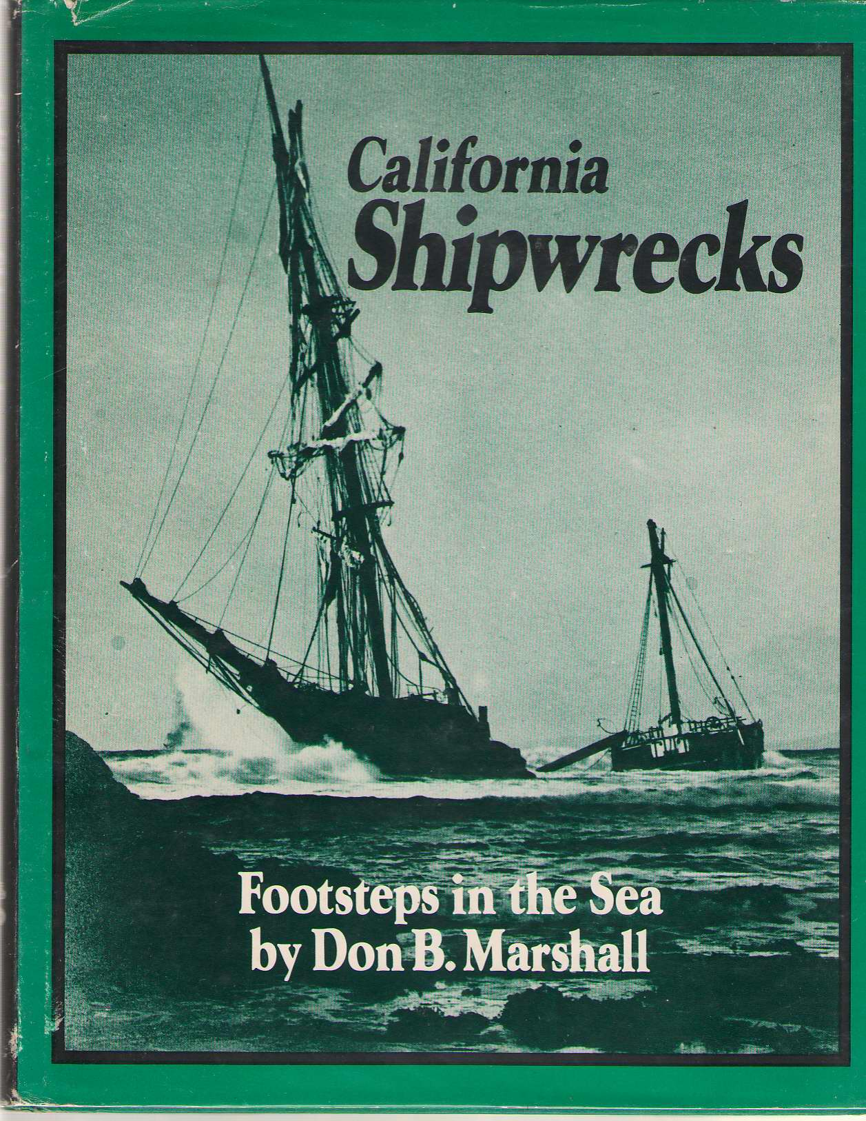 Image for California Shipwrecks