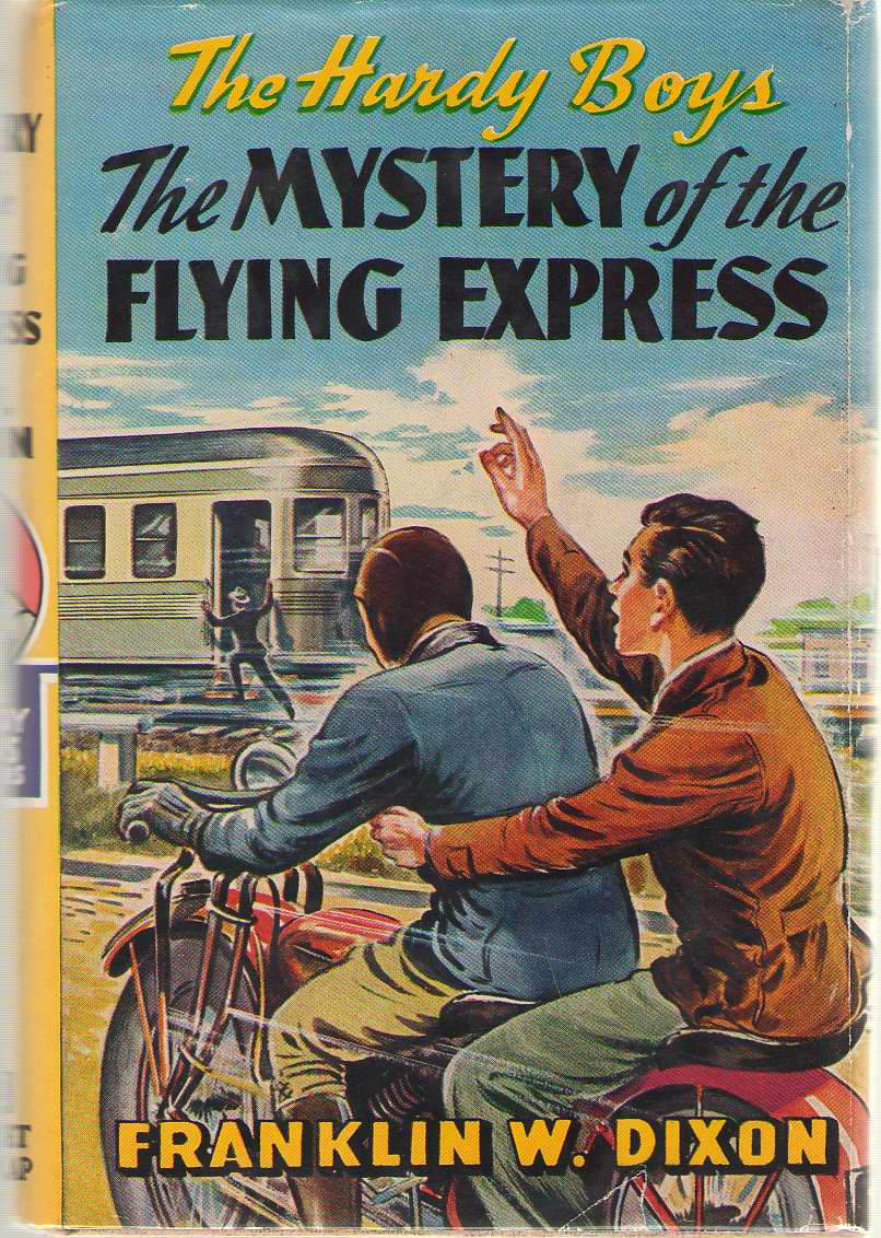 Image for The Mystery Of The Flying Express