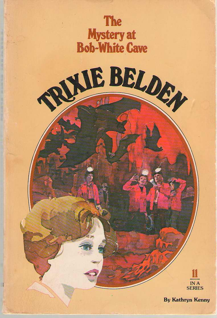 Image for Trixie Belden And The Mystery At Bob-white Cave