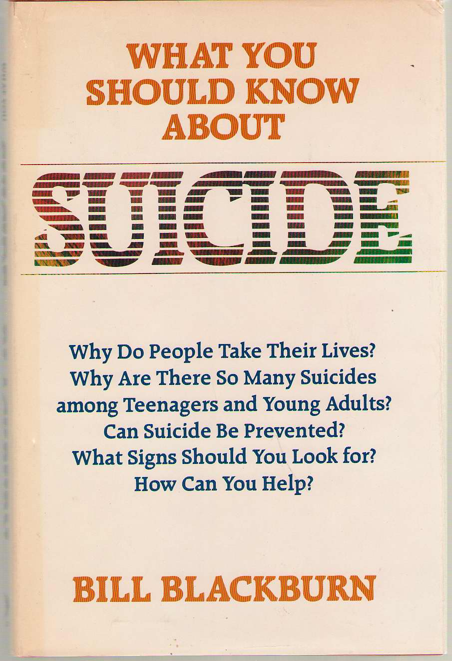 Image for What You Should Know About Suicide