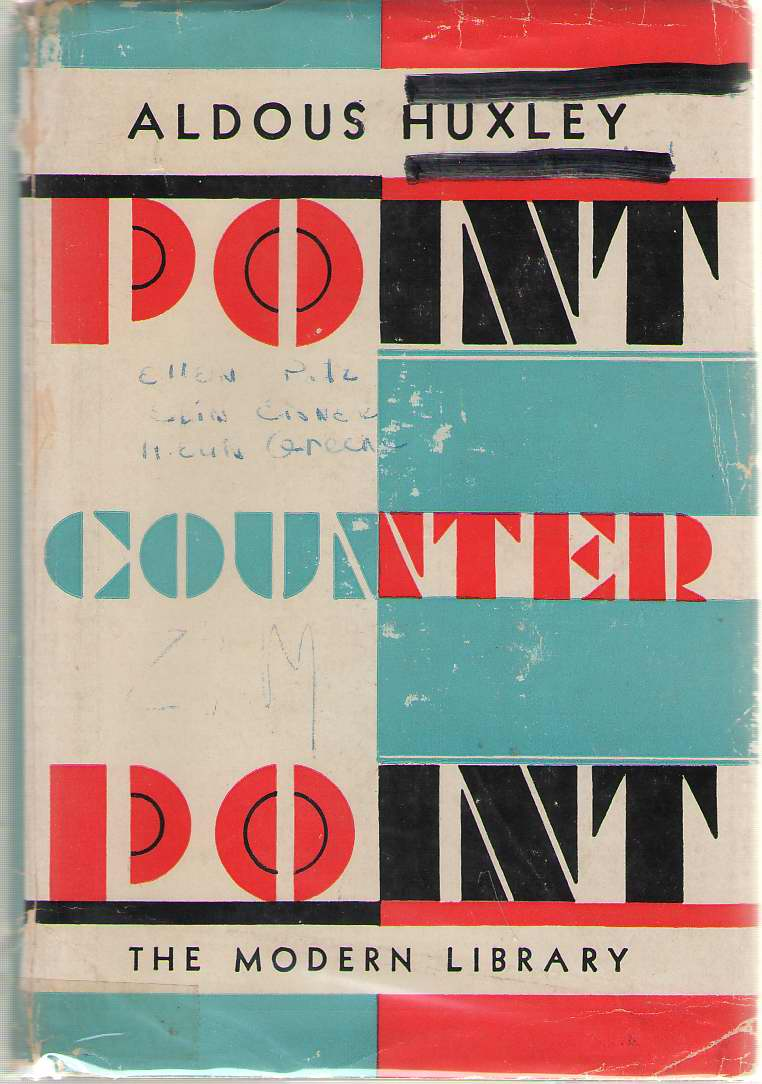 Image for Point Counter Point
