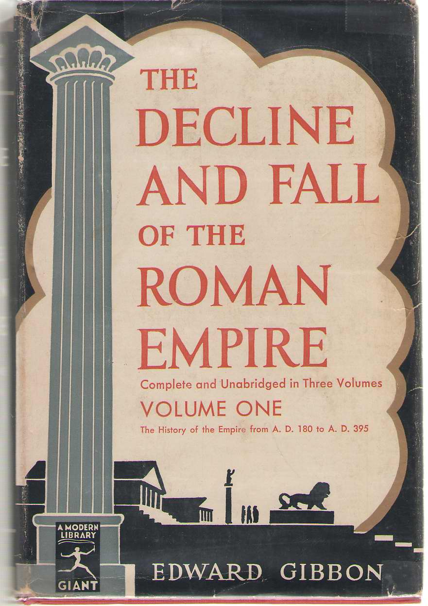 Image for The Decline And Fall Of The Roman Empire, Vol. 1