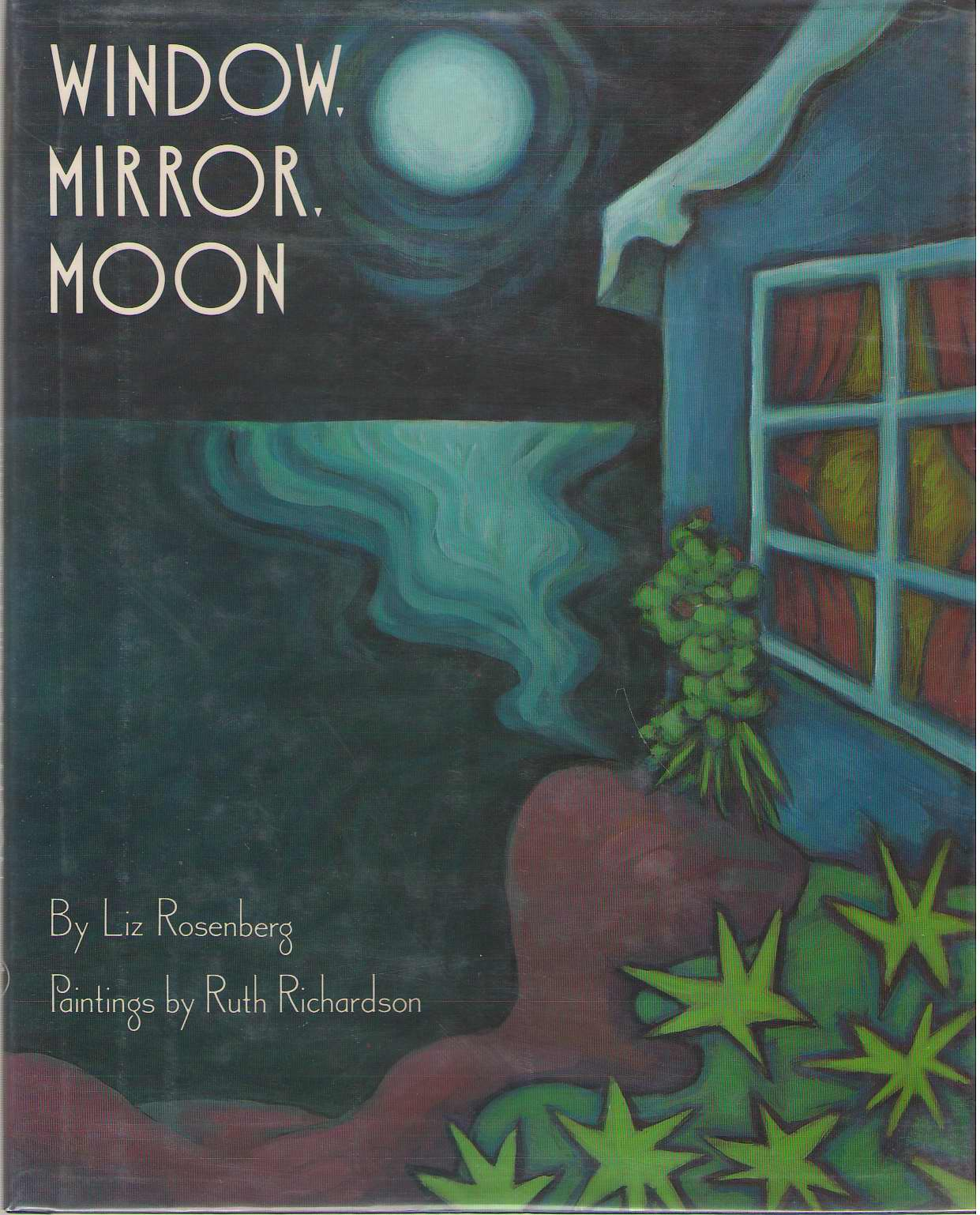Image for Window, Mirror, Moon
