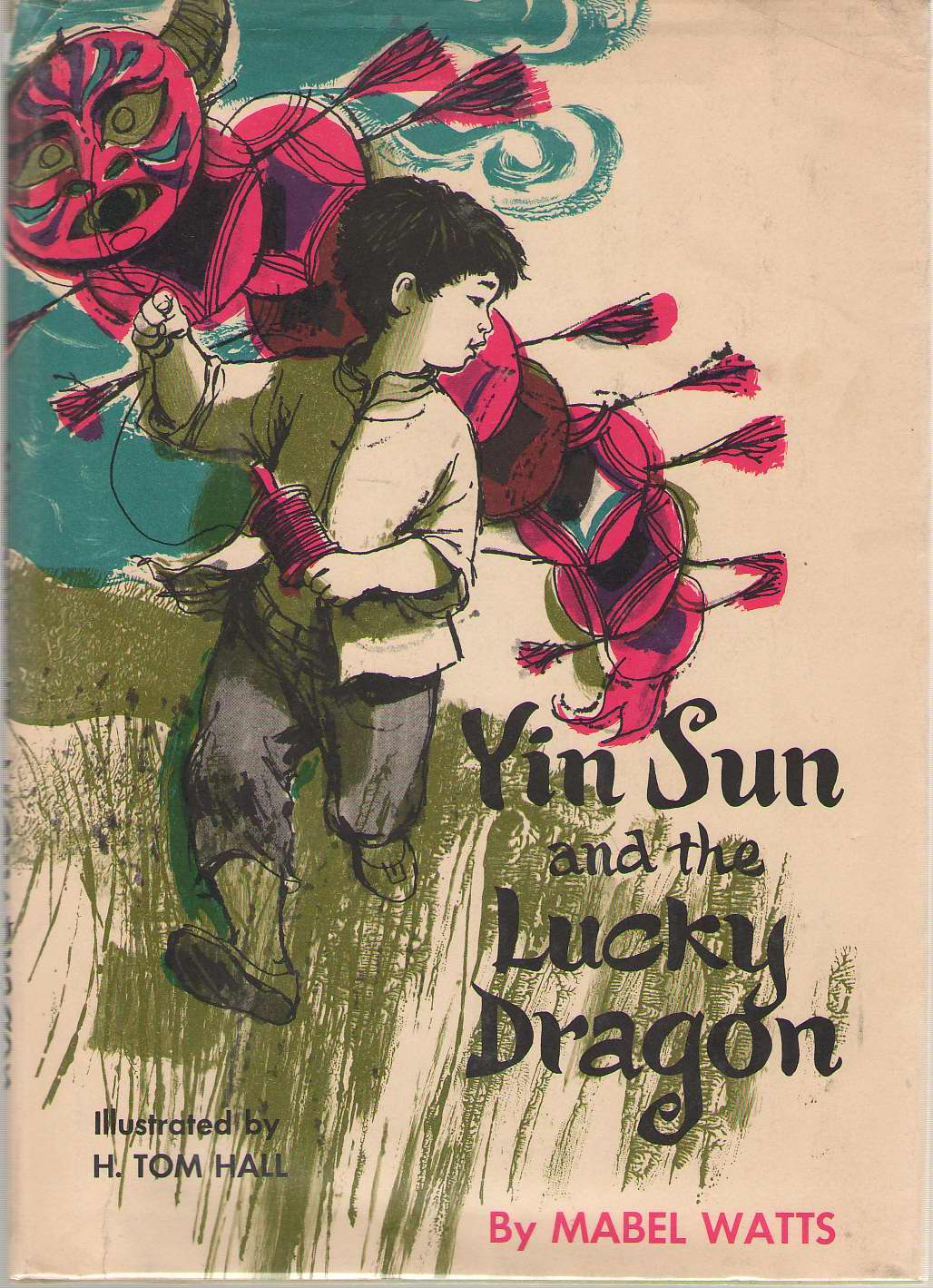 Image for Yin Sun And The Lucky Dragon