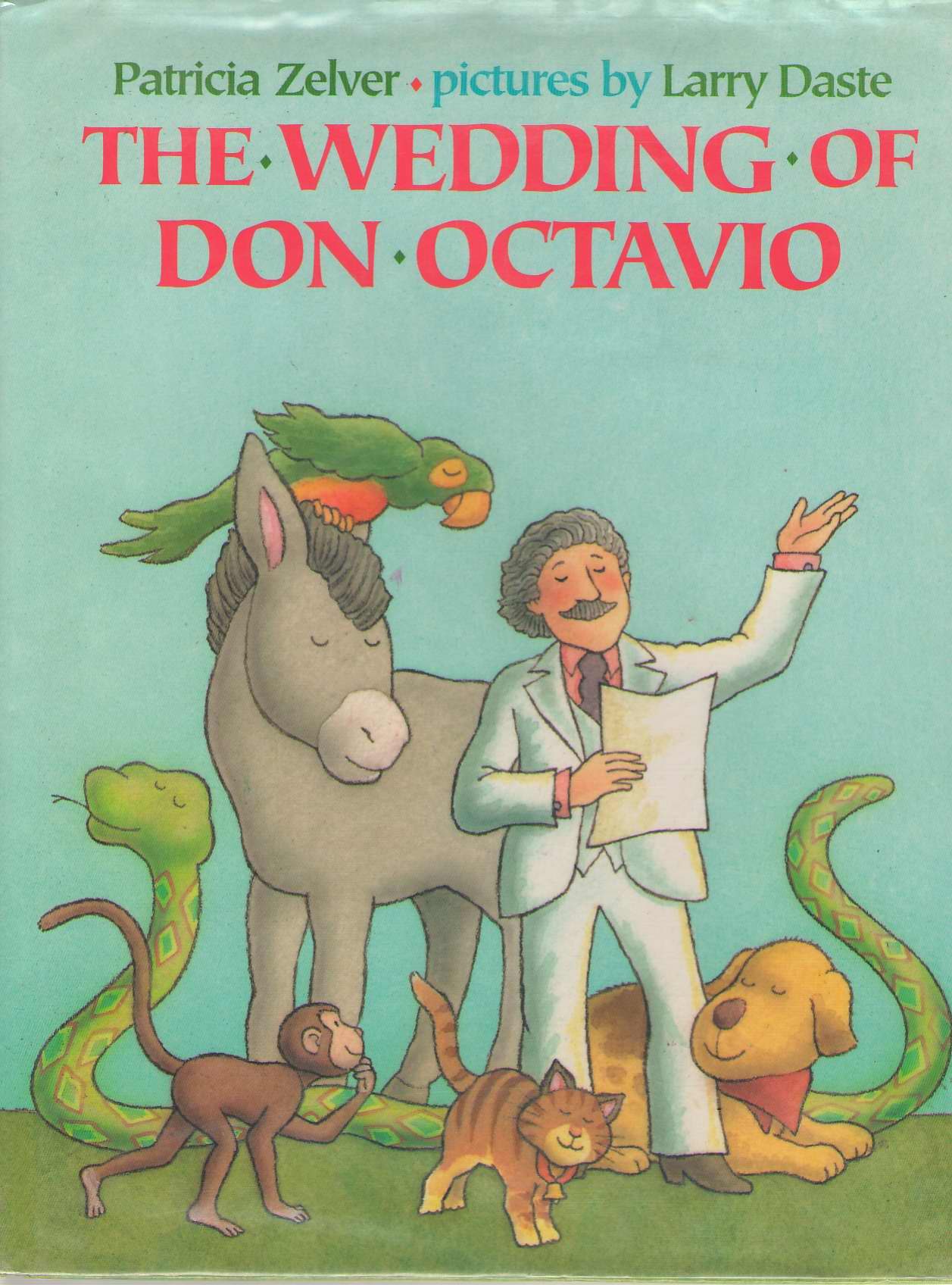 Image for The Wedding of Don Octavio