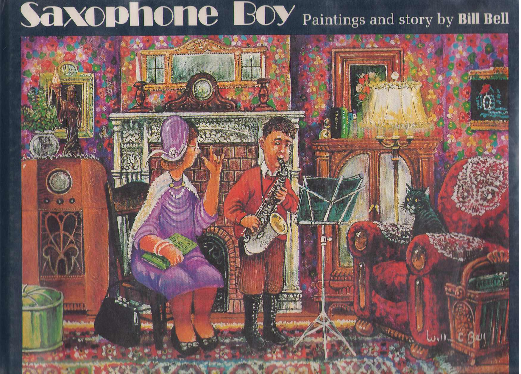 Image for Saxophone Boy