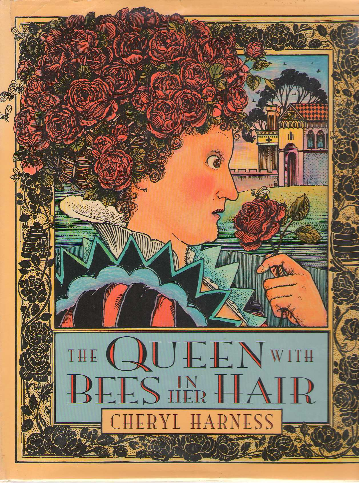 Image for The Queen With Bees in Her Hair