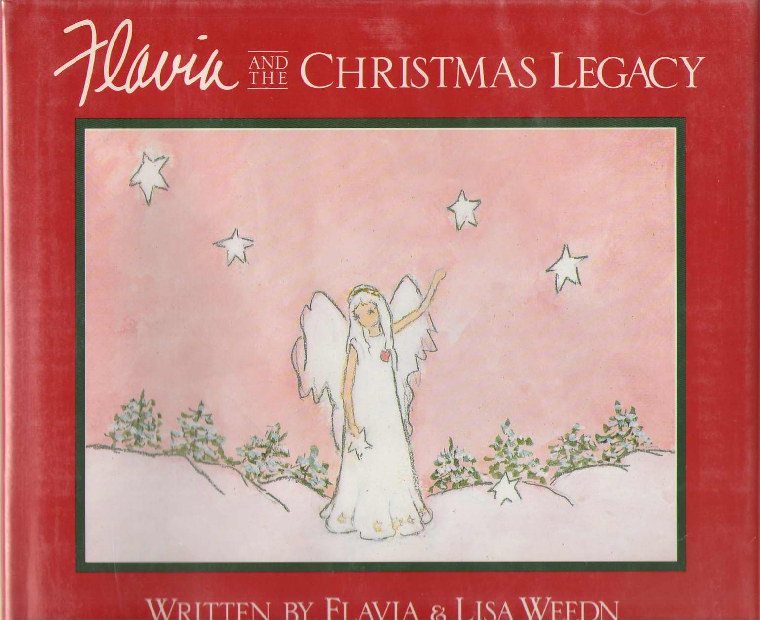 Image for Flavia and the Christmas Legacy