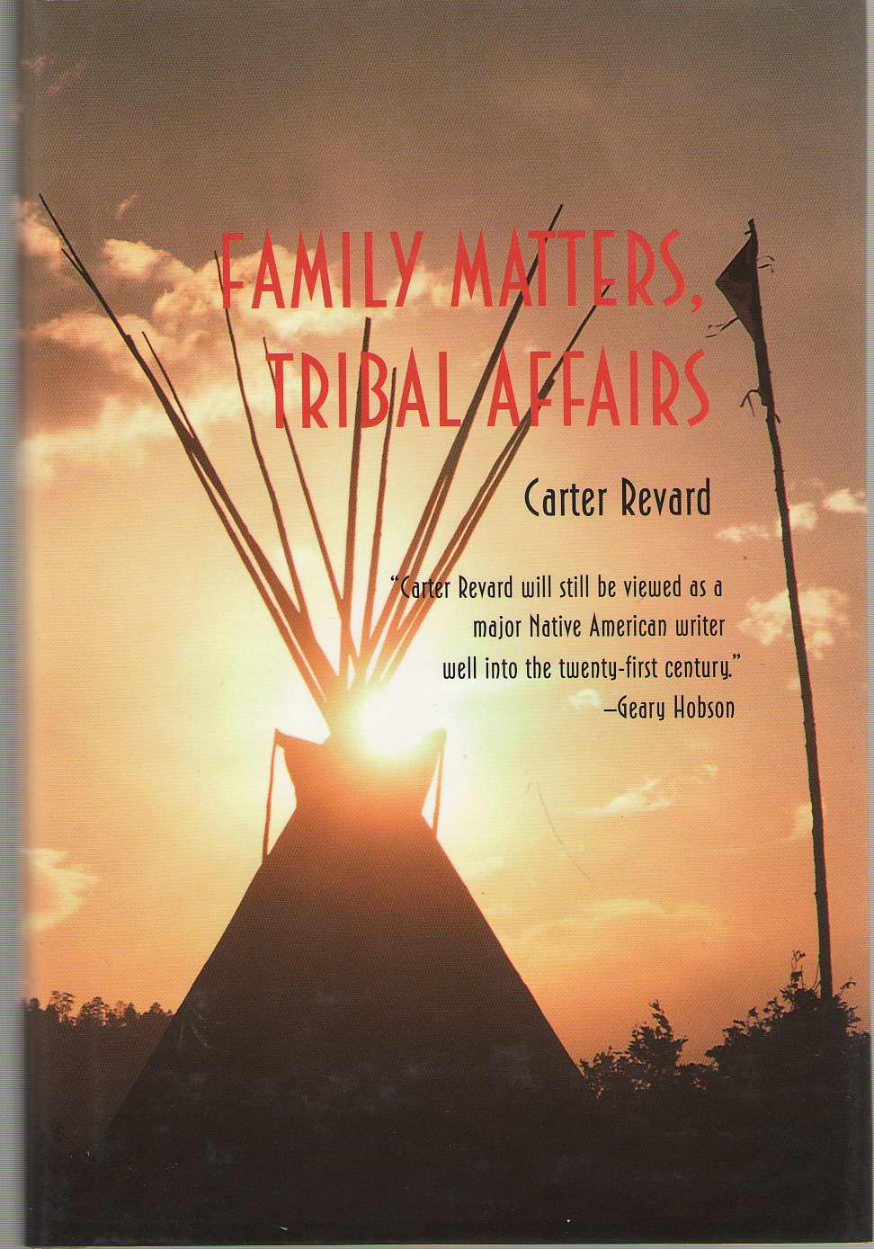 Image for Family Matters, Tribal Affairs