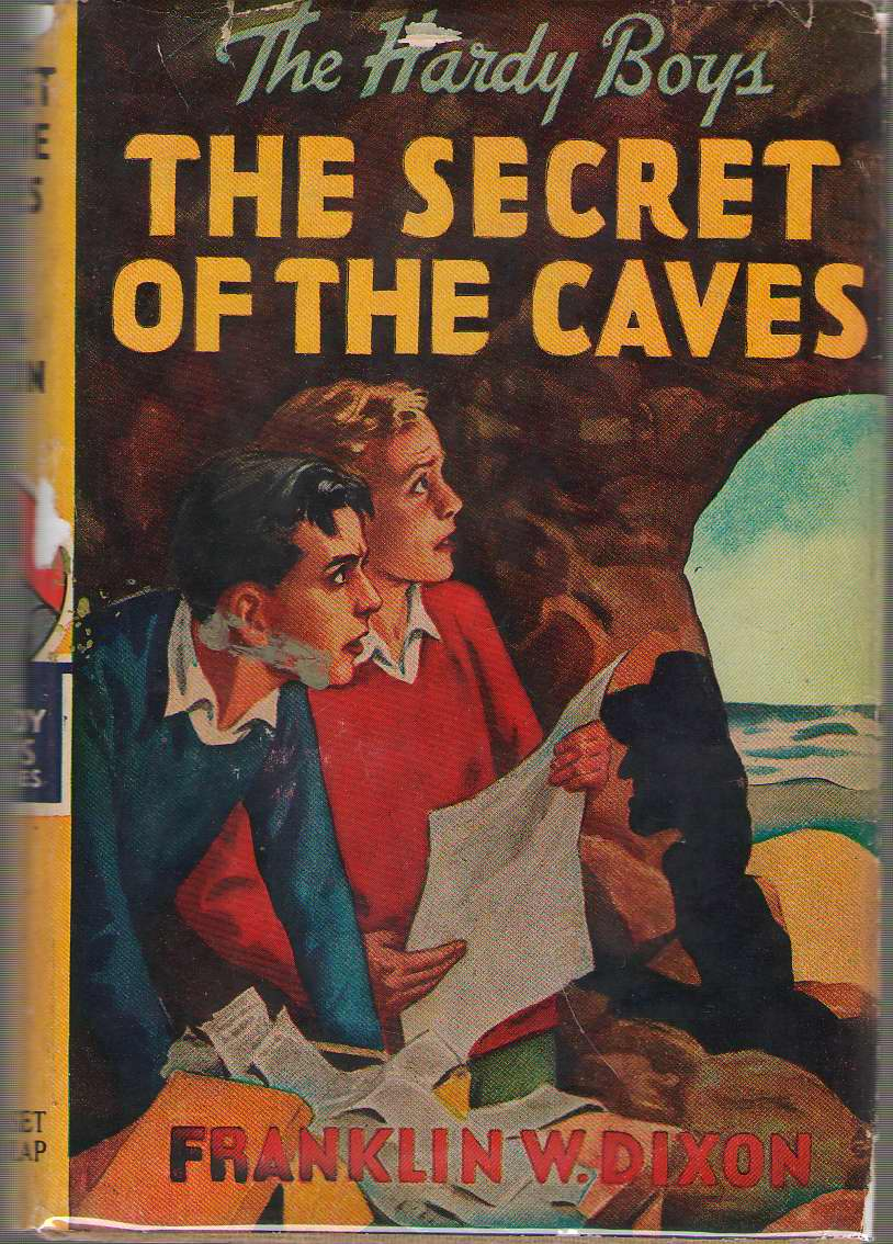 Image for The Secret Of The Caves