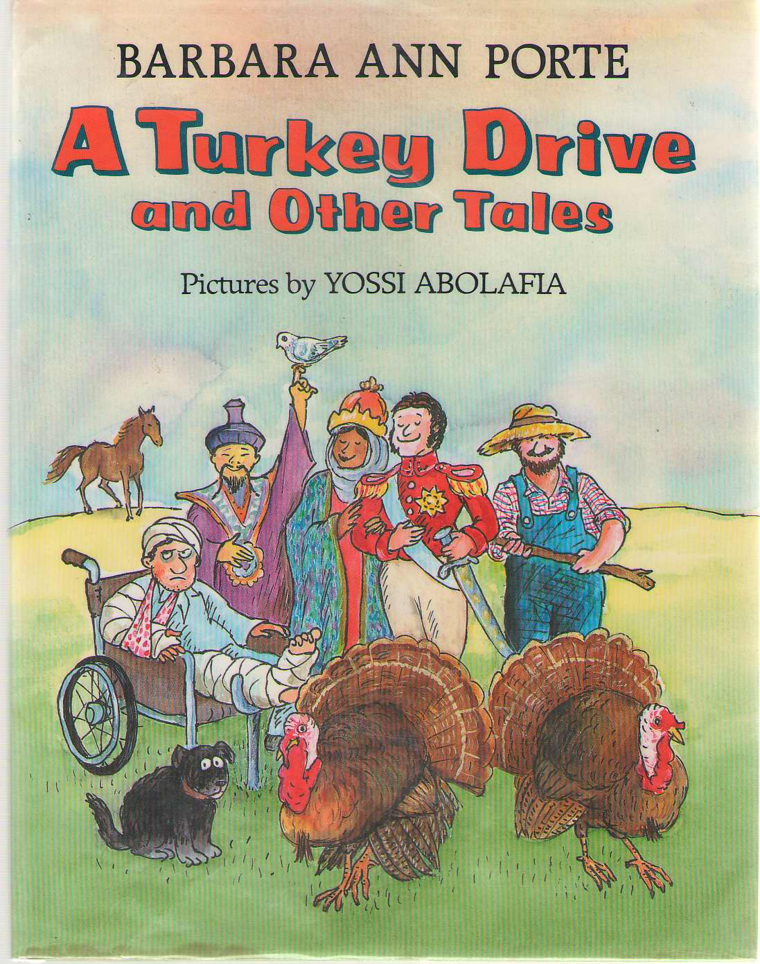 Image for A Turkey Drive and Other Tales